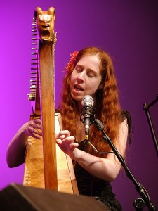 Cécile Corbel en concert à Toulon