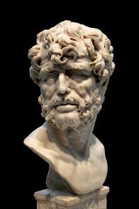 Buste de Sénèque - Musée du Prado