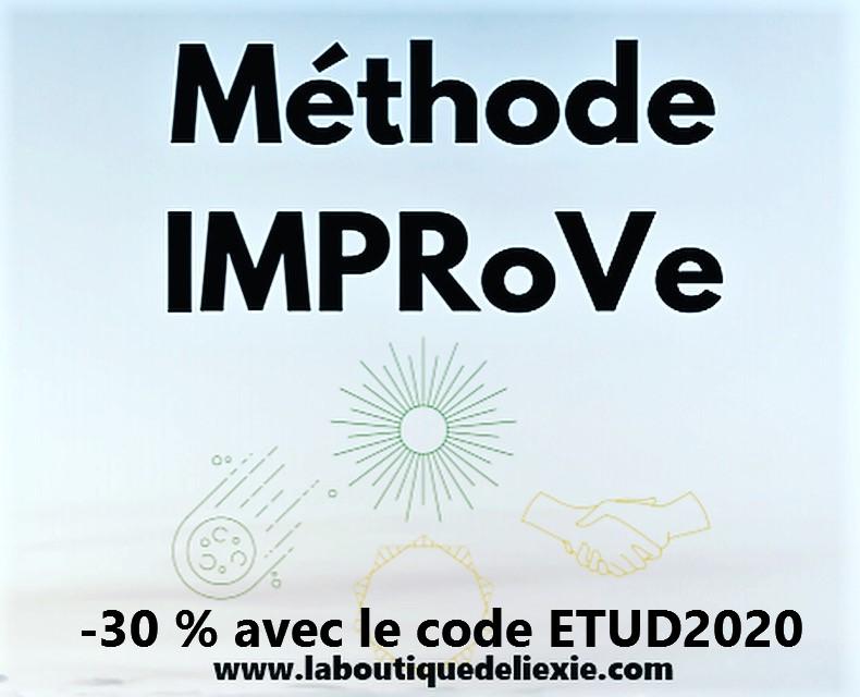 IMPRoVe code ETUD2020